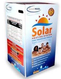 sunheater solar pool panels