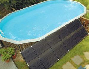 passive solar pool heater