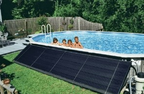 solar panel pool heater cost