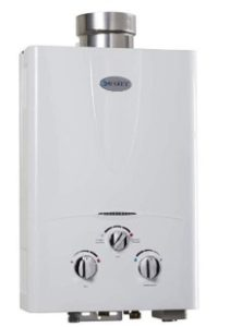 best gas tankless water heater for cold climates