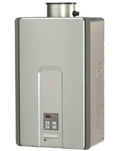tankless water heater cold water