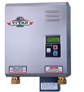 getting 240v water heaters