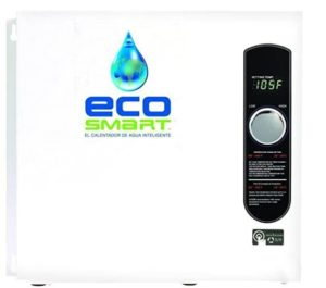 eco 36 tankless water heater