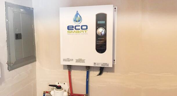 eco 36 tankless water heater review