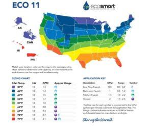 ecosmart eco 11 electric tankless