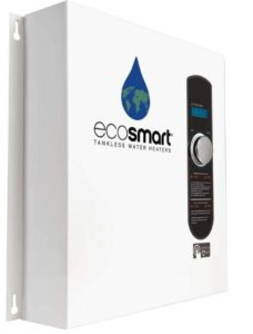 ecosmart 27 kw tankless water heater