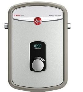 small apartment water heaters