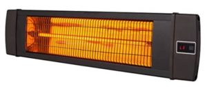 natural gas patio heater wall mount