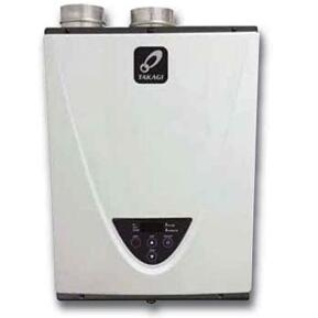 home tankless water heater