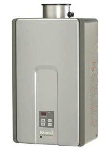 indoor installation commercial heaters