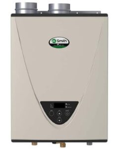natural gas commercial use tankless heater