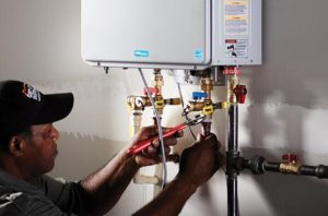 basic problems on tankless water heaters