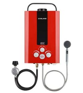 cheapest propane tankless water heaters