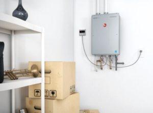 best rheem tankless water heater