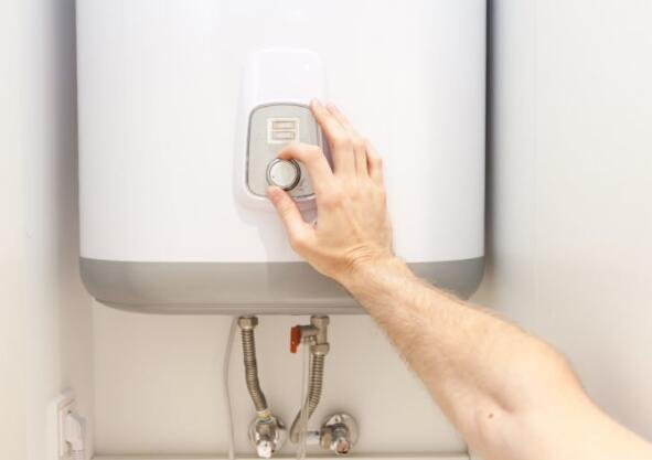 how to turn off tankless water heaters