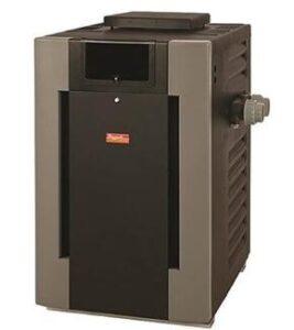pool water heater gas