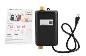 small bathroom water heater
