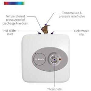 bosch electric hot water heater