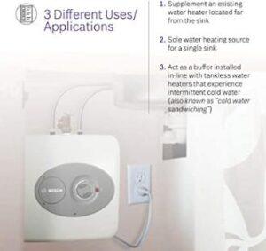 bosch electric water heater