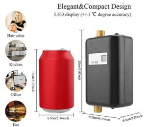 point of use tankless water heater