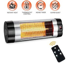flame patio heater