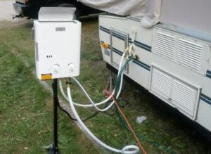 best propane portable tankless water heater