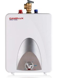 camplux mini electric water heaters