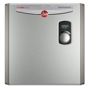 pros of electric tankless water heaters