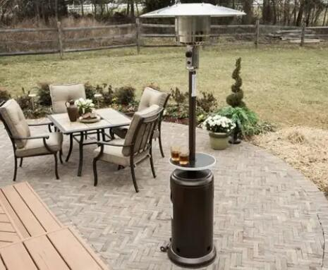 how to solve propane patio heaters