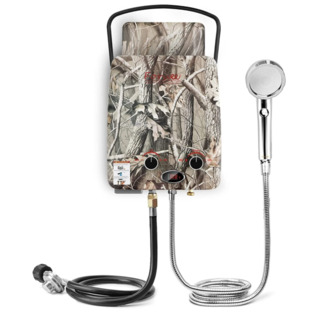 camping water heater